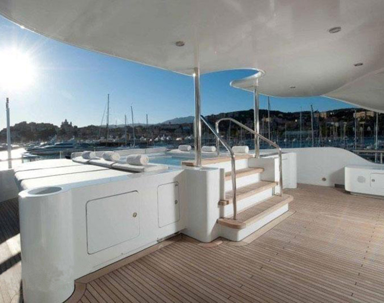 Kunststofftechnik Julitz - GRP Yacht Furniture